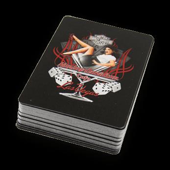 Harley Custom Playing Cards