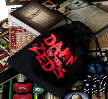 Dawn of the Zeds Board Game