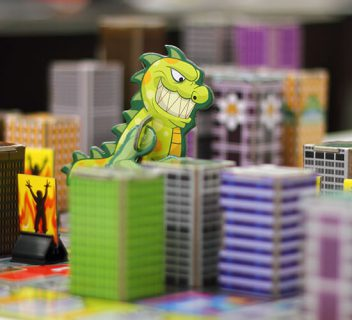 Rampage Boardgame
