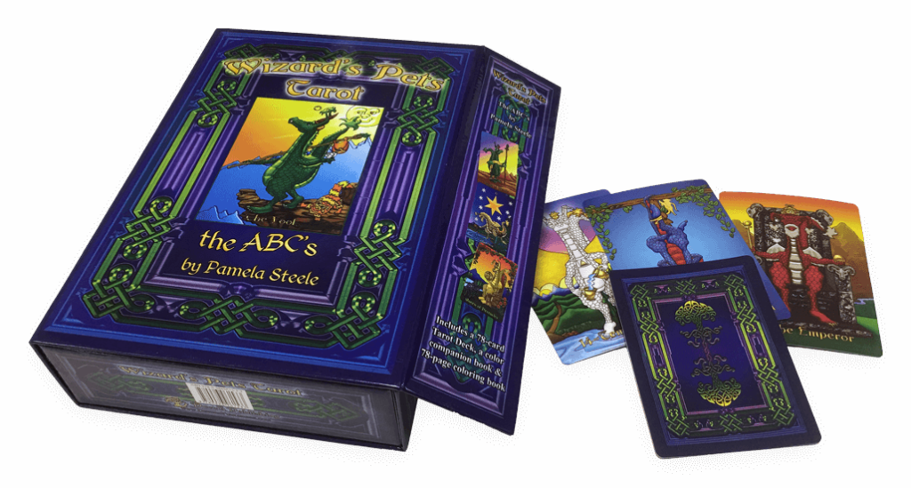 Custom Print Tarot Cards Use Our Template To Make Custom Tarot Cards - Tarot card template